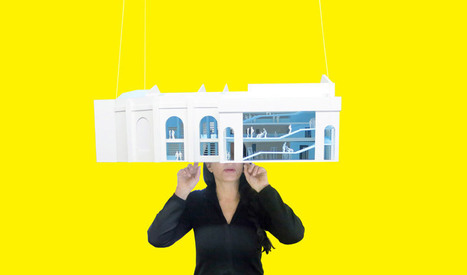 MAI: Marina Abramovic institute kickstarter REACHES fundraising goal | The Architecture of the City | Scoop.it
