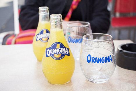 Remembering Jean-Claude Beton, Father Of The Orangina Bottle | Food History & New Markets | Scoop.it