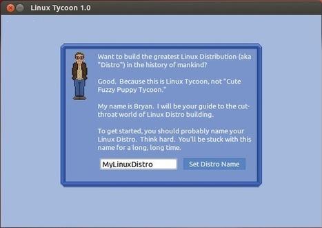 Linux Tycoon – Linux Distro Building Simulator game|Ubuntu Geek | Ubuntu Express | Scoop.it