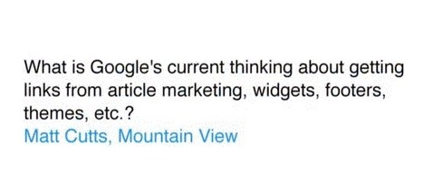 What Google Thinks About Certain Links | Content Strategy |Brand Development |Organic SEO | Scoop.it