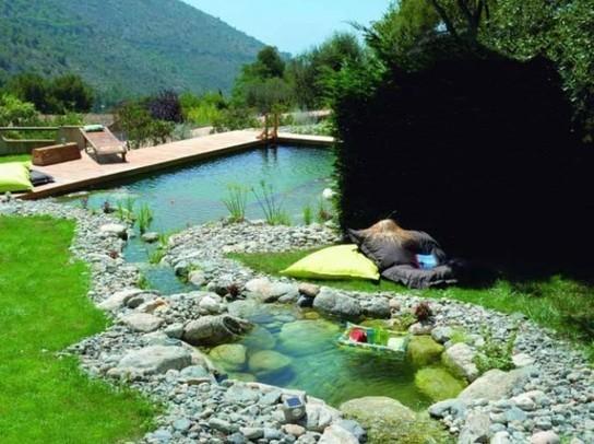 Avoir une piscine naturelle les avanta for Avoir une piscine
