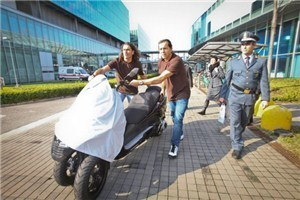 Chinese MP3 copies seized at EICMA | Ductalk Ducati News | Scoop.it