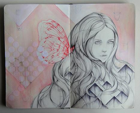 Marjolein Caljouw - Ilustraciones | Arte y Diseño | Scoop.it