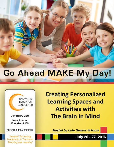 Creating Personalized Learning Spaces and Activities with The Brain in Mind | Cool Tools for 21st Century Learners | Cool Tools for 21st Century Learners | Scoop.it