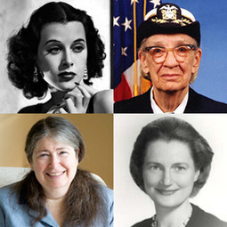 Mothers of Technology: 10 Women Who Invented and Innovated in Tech   Instructional Technology Tools   Scoop.it