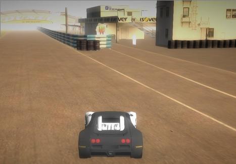 Nomo Racer - 3D Multiplayer Game (WebGL + WebSocket) | Amazing HTML5 | Scoop.it