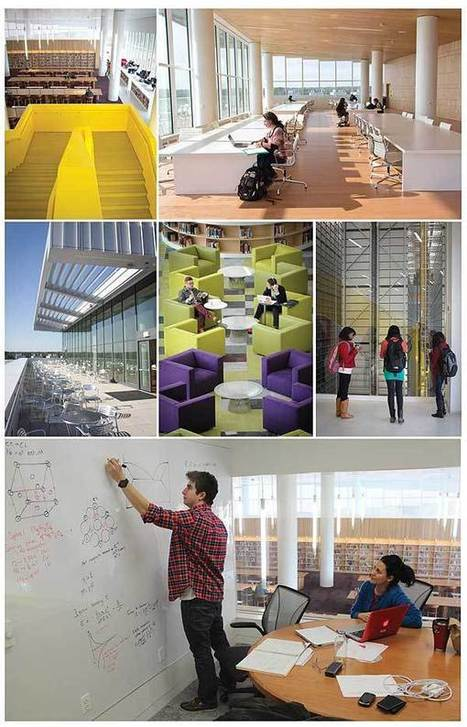 Tomorrow, Visualized | Library by Design | School Libraries are Essential! | Scoop.it