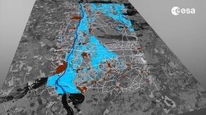 Rapid mapping of floods | Comunicación, Conocimiento y Cultura del Agua | Scoop.it