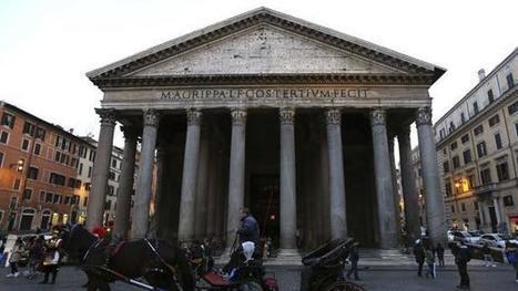 Entrar en el Panteón de Roma ya no será gratis | clásicos | Scoop.it