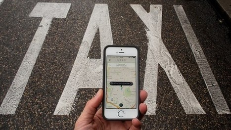 Banning Uber like trying to stop the printing press, says Brussels - FT.com   Peer2Politics   Scoop.it