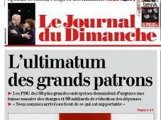 Compétitivité: l'«ultimatum» du grand patronat au gouvernement - Rue89 | Econopoli | Scoop.it