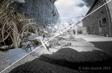 Shooting Infrared Using A Fuji X-Pro1 With A Ro