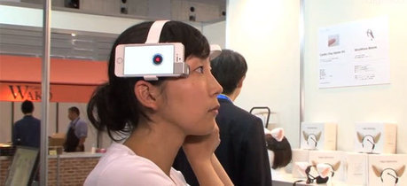 Wearable Cam Reads Brainwaves and Knows What You Like | Heron | Scoop.it