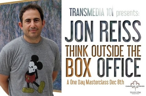 Transmedia 101: Masterclass with Jon Reiss | Transmedia 101 | Transformational Media, Transmedia, Arts Activism, Culture Shift | Scoop.it