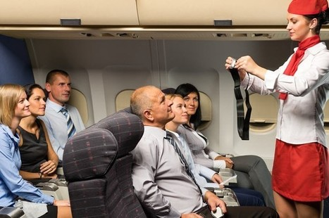 These hilarious flight announcements prove nothing grabs attention like laughter - Sparkol | Engage Your Audience | Scoop.it