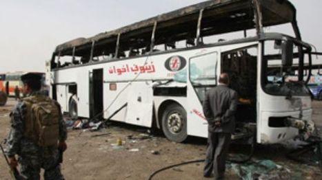 Iraq arrests 250 Saudi-backed terrorists | From Tahrir Square | Scoop.it