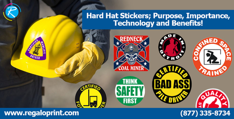 hard hat sticker' in Custom Printing & Custom Packaging