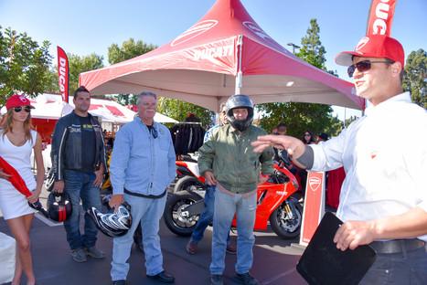 Los Angeles Ducati Week 2015 - Vicki's View Photo Gallery   Ductalk Ducati News   Scoop.it