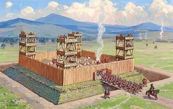 Los Castrum, campamentos fortificados Romanos - Revista de Historia | Cultura Clásica 2.0 | Scoop.it