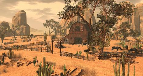 Second Life Destinations Scoop It