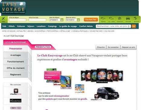 Fidélisation : comment Easyvoyage rentabilise sa communauté de clients | Tourisme et marketing | Scoop.it