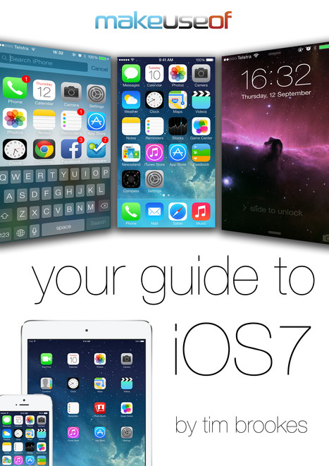 Your Guide To iOS7 | Bradwell Institute Media | Scoop.it