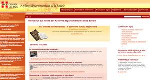 GénéInfos: Les archives de Savoie vont elles aussi passer au Web gratuit !   GenealoNet   Scoop.it