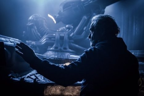 Fox Plans Virtual Reality Experience For 'Alien: Covenant'   3D Virtual-Real Worlds: Ed Tech   Scoop.it