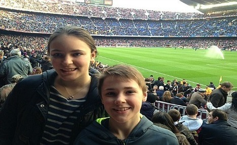 Madrid and Barcelona with Kids Highlights | Spain with Kids | Family Life In Spain | Scoop.it