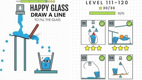 Happy Glass APK Download - Free puzzle game for