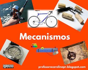 Los Mecanismos | Tecnologia, Robotica y algo mas | Scoop.it