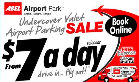 Abel Airport Park Cheap Undercover Car Parking