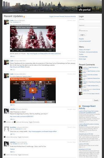 Portal.makingfx.net : nouveau portail VFX - Actualité sur 3DVF.com. | Infographie 3D | Scoop.it