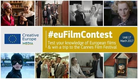 How much do you know about European films? EU Film Contest launched | Books, Photo, Video and Film | Scoop.it