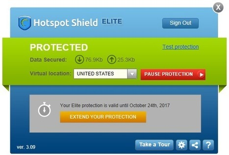 hotspot shield free download latest version with crack