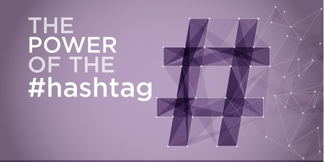 The Power of The Hashtag » | Social media and the Internet | Scoop.it