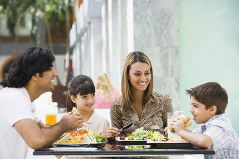 Healthy Friends Linked to Healthy Food Choices | Making POSITIVE Lifestyle Changes | Scoop.it
