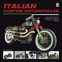 Italian Custom Motorcycles by Uli Cloesen | Desmopro News | Scoop.it