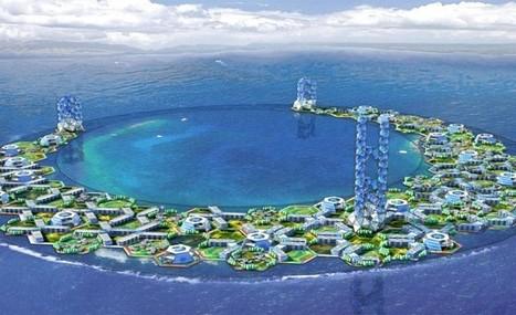 Polynésie française: Vers la première ville flottante au Monde ? - Created by J.-T Faatau - In category: bassin-pacifique-Appli, Economie, Fil-info-appli, Sciences - Tagged with: économie, habitat ... | Options Futurs Rio+20 | Scoop.it