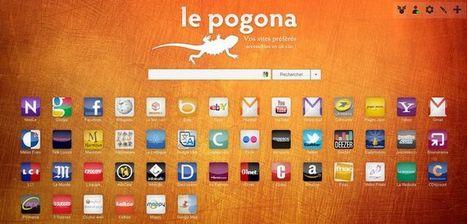 Le Pogona - vos favoris sur une jolie page | NootLe | Time to Learn | Scoop.it