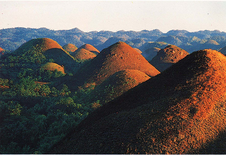 Chocolate Hills in Trip Advisor's World Dramatic Landscapes Top 5 | It's More Fun in the Philippines | Scoop.it