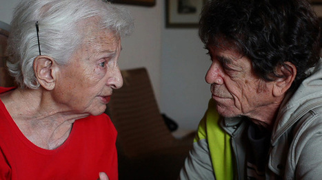 """Red Shirley a film by Lou Reed 