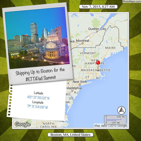 I'm Shipping Up to Boston | Cool Tools for 21st Century Learners | Cool Tools for Multimedia | Scoop.it