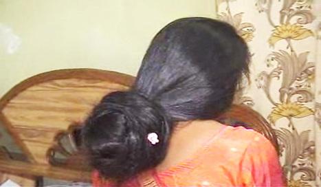 Long hair play videos