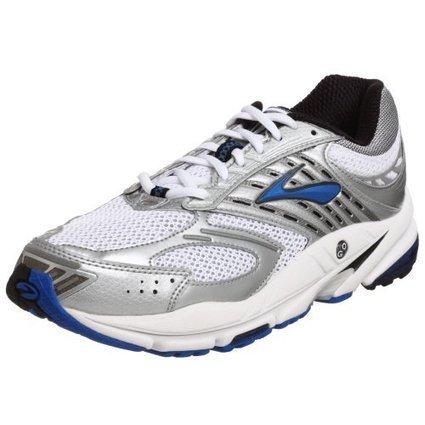 Brooks Men's Beast Running Shoe, PearlSilverC
