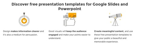 SlidesCarnival, free presentation templates for Google Slides & Powerpoint | Education Technology - theory & practice | Scoop.it