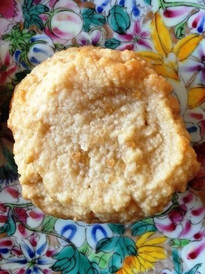 3-Ingredient Challenge: Gluten-Free Almond Cookies | The Butter | Scoop.it