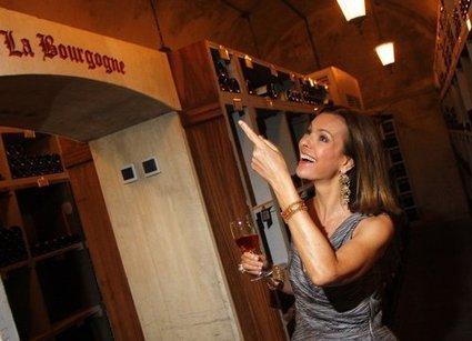 Carole Bouquet : « Je ne fais pas un vin d'actrice » - Nice-Matin   Vin passion   Scoop.it
