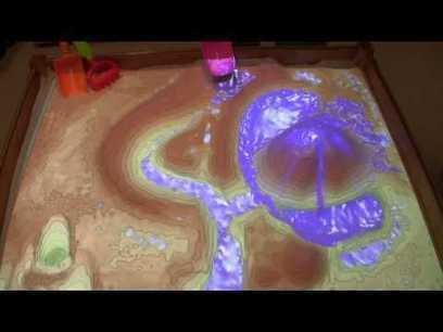 """Augmented Reality Sandbox [VIDEO]   La """"Réalité Augmentée"""" (Augmented Reality [AR])   Scoop.it"""
