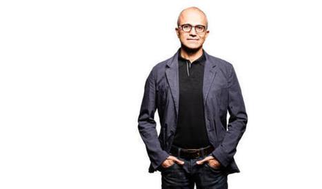 Microsoft names Satya Nadella new CEO | Real Estate Plus+ Daily News | Scoop.it